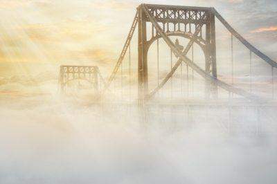 Il ponte verso l'infinito