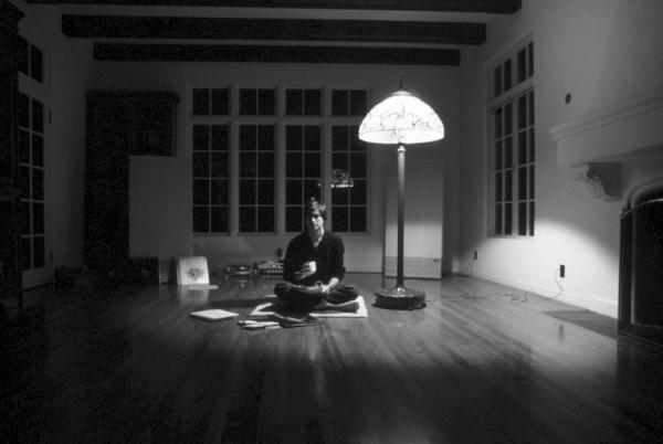 Steve Jobs giovane illuminato