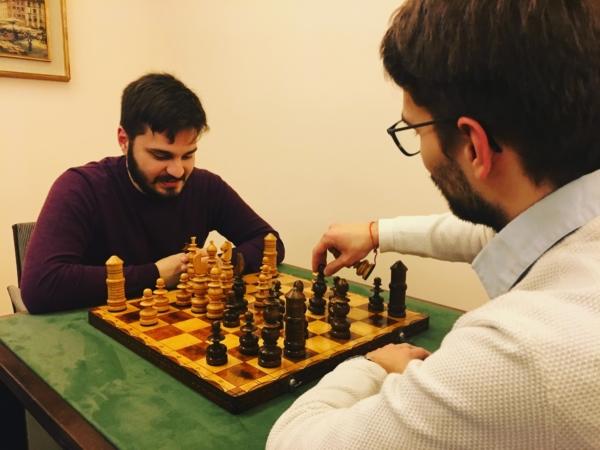scacchi talenti