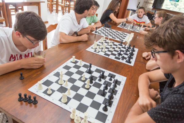 Nevegal scacchi
