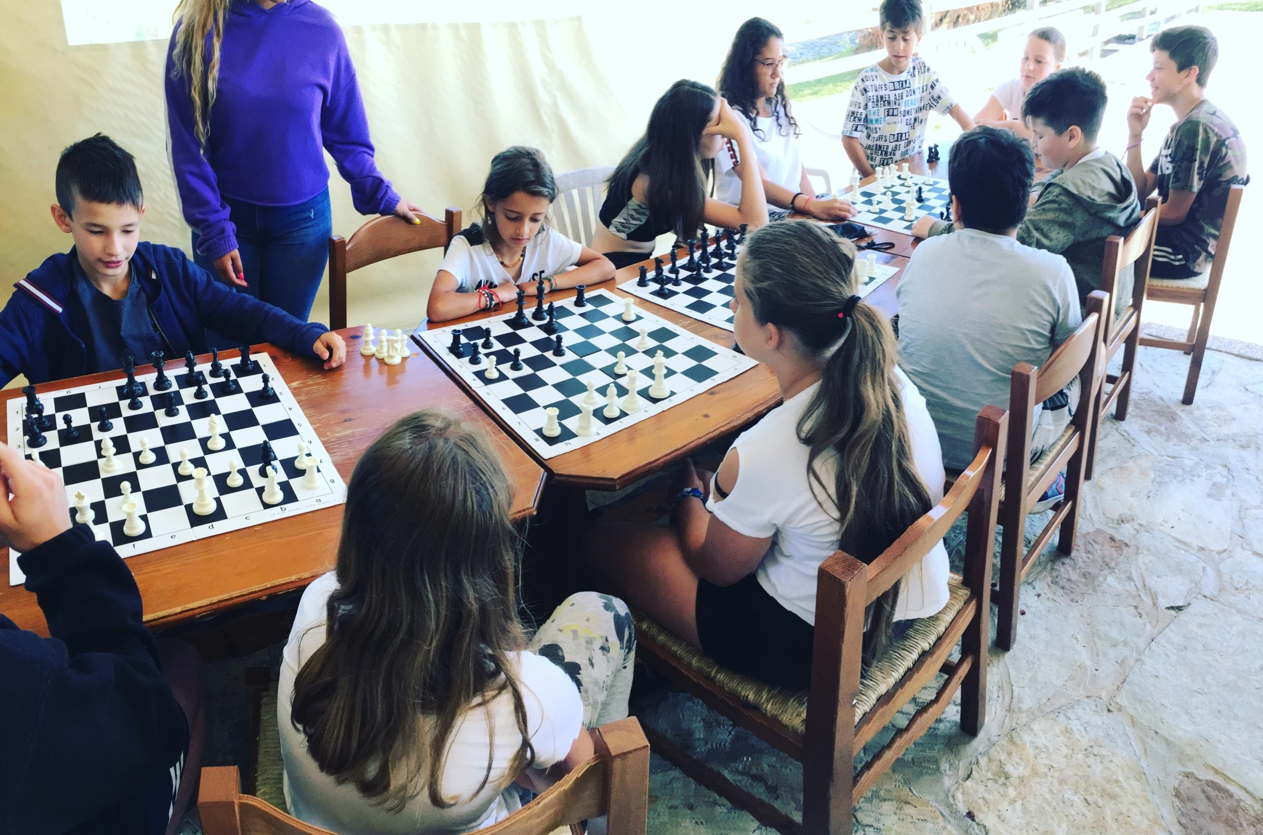 scacchi ragazzi